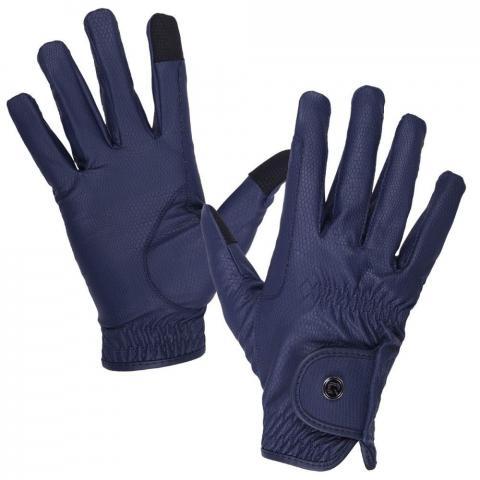 Rękawiczki QHP Force granatowe