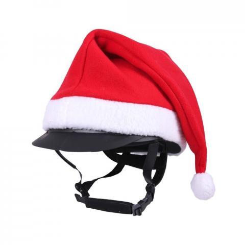 Czapka bożonarodzeniowa QHP czerwona