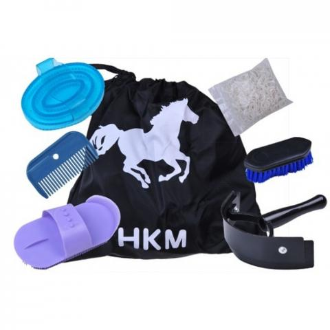 Zestaw do czyszczenia HKM 7 części w worku