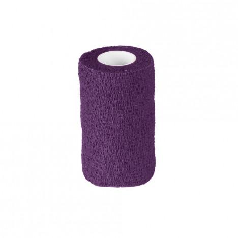 Bandaż samoprzylepny Horze Flex fioletowy