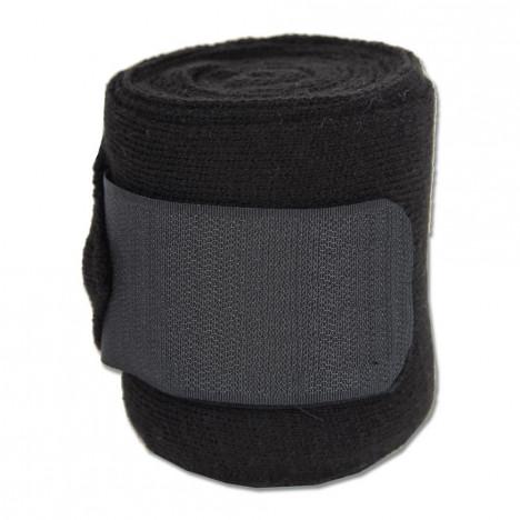 Bandaże elastyczne czarne