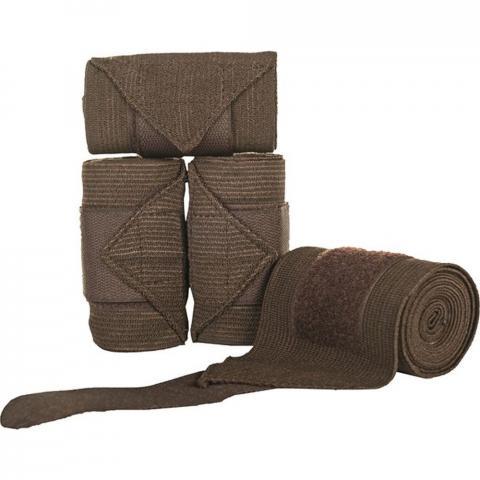Bandaże elastyczne HKM brązowe