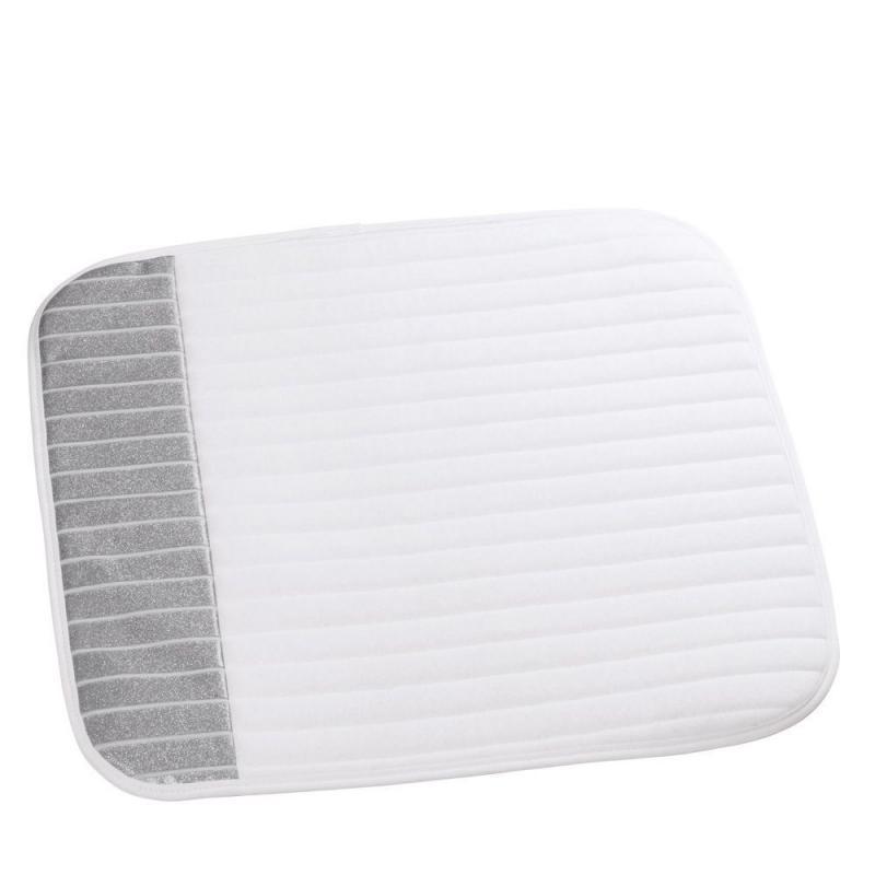 Podkładki pod bandaże Eskadron Platinum Pure Climalegs 2szt. białe SS2018
