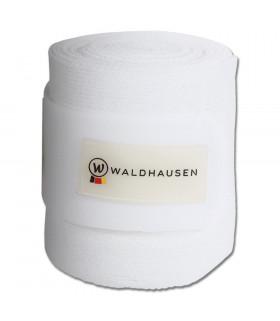 Bandaże akrylowe Waldhausen para białe