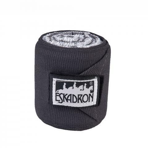 Bandaże elastyczne Eskadron Standard Climatex grey, antracytowe