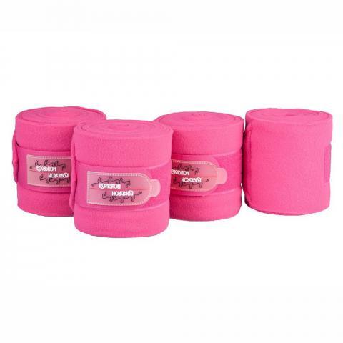 Bandaże polarowe Eskadron CS pink, różowe SS2015