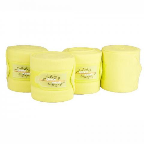 Bandaże polarowe Eskadron NG lime, cytrynowe SS2015