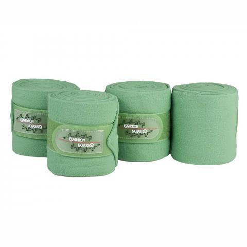 Bandaże polarowe Eskadron CS green, zielone AW2010