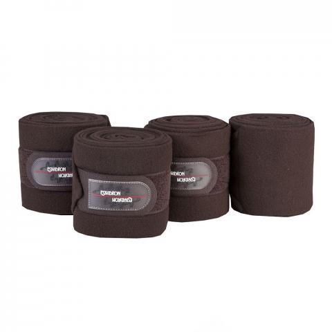 Bandaże polarowe Eskadron CS coffee, brązowe AW2011