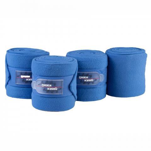 Bandaże polarowe Eskadron CS aqua, niebieskie SS2012