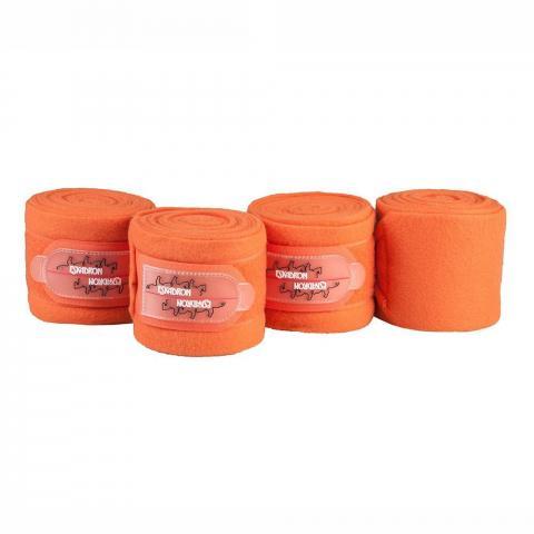 Bandaże polarowe Eskadron NG mango, pomarańczowe AW2013
