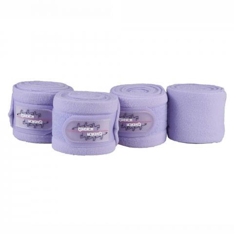 Bandaże polarowe Eskadron Nici violet, fiolet 2010