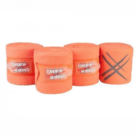 Bandaże polarowe Eskadron NG orange, pomarańczowe SS2012