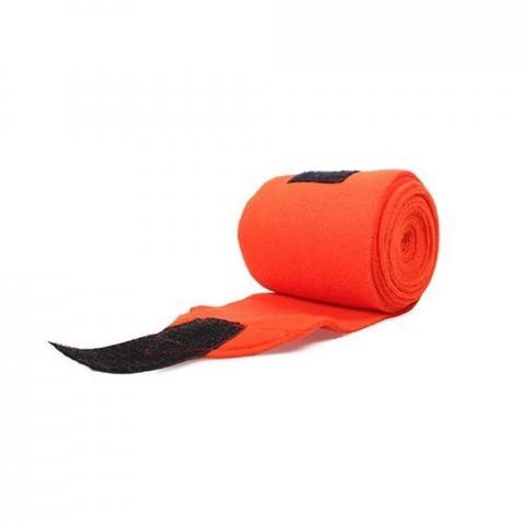 Bandaże polarowe QHP pomarańczowe