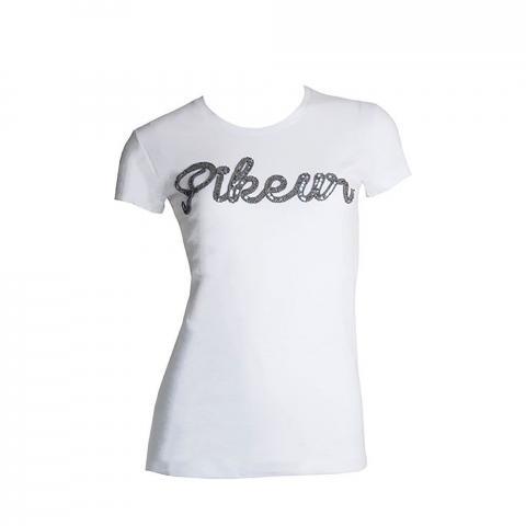 Koszulka damska Pikeur Wanda biała 2019