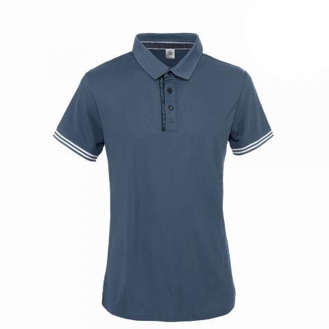 Koszulka Polo męska Pikeur Nevio niebieska 2019