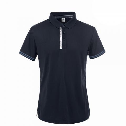 Koszulka Polo męska Pikeur Nevio granatowa 2019