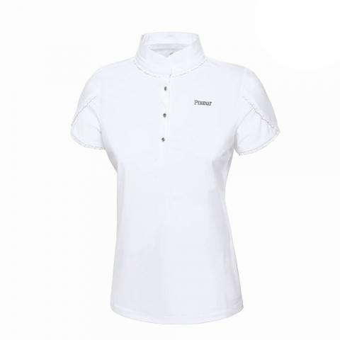 Koszulka konkursowa damska Pikeur Ulani biała 2019