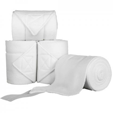 Bandaże polarowe HKM białe