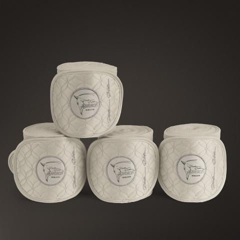 Bandaże polarowe Eskadron Platinum silkgrey, jasny szary 2018
