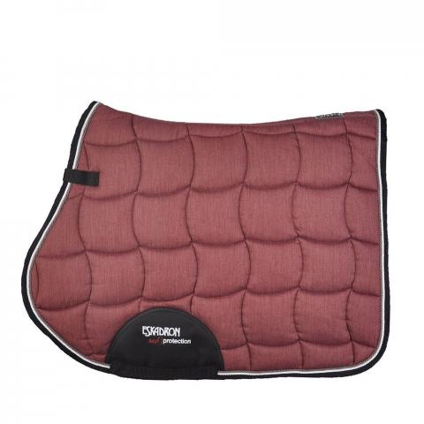 Czaprak Eskadron CS Melange Pro darkred, bordowy AW2015
