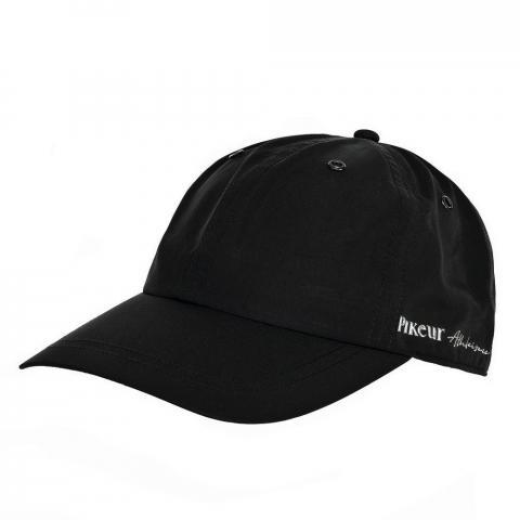 Bejsbolówka Pikeur Micro Flex Cap czarna 2019