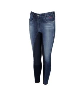 Bryczesy Pikeur Kalotta Grip jeansowe 2018