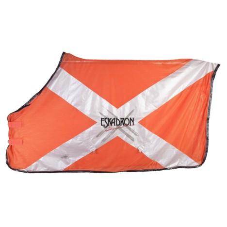 Derka siatkowa Eskadron Next Generation Bicross orange-white, pomarańczowo-biała 2012