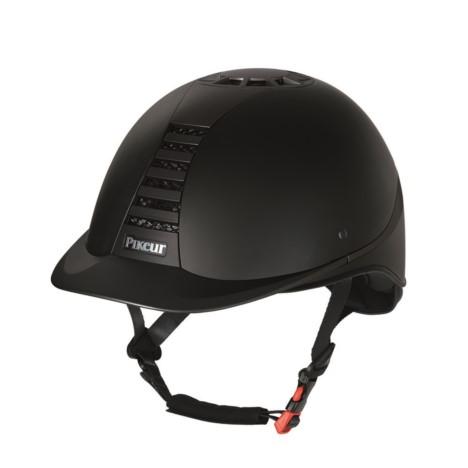 Kask Pikeur Pro Safe Excellence czarny