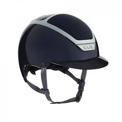 Kask KASK Dogma Pure Shine Chrome Navy, granatowy