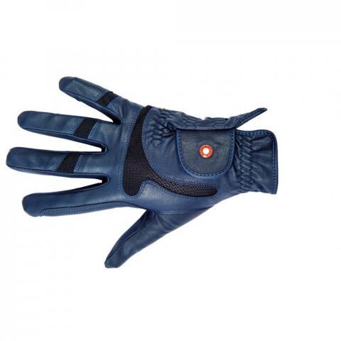Rękawiczki HKM Professional Air Mesh granatowe