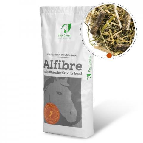 Sieczka olejowana Alfibre Oil Melasa Free Pro-Linen