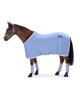 Derka polarowa Eskadron Classic Sports Fleece Stripe Skyblue 2020