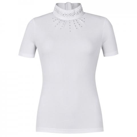 Koszulka turniejowa Busse Carmona biała