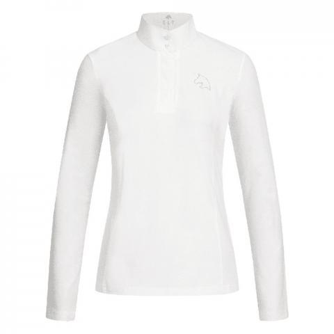 Bluzka konkursowa Waldhausen Leni biała