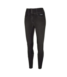 Bryczesy Pikeur Candela Grip Jeans black 2020
