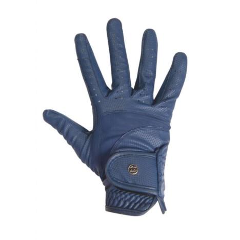Rękawiczki HKM Elemento granatowe