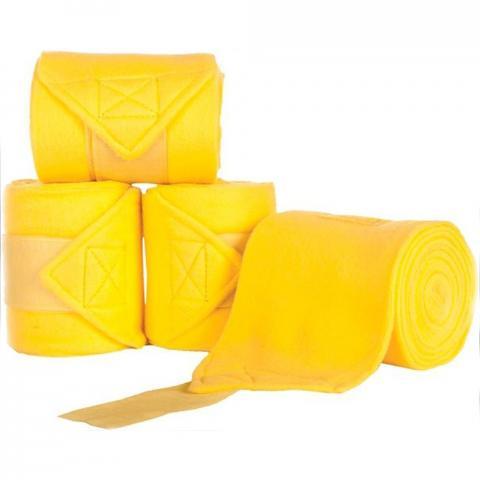 Bandaże polarowe HKM żółte