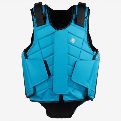 Kamizelka bezpieczeństwa Horze Limited Edition Verus niebieski
