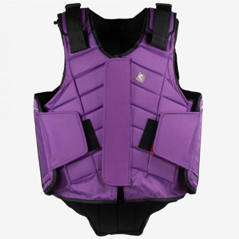 Kamizelka bezpieczeństwa Horze Limited Edition Verus purpurowa