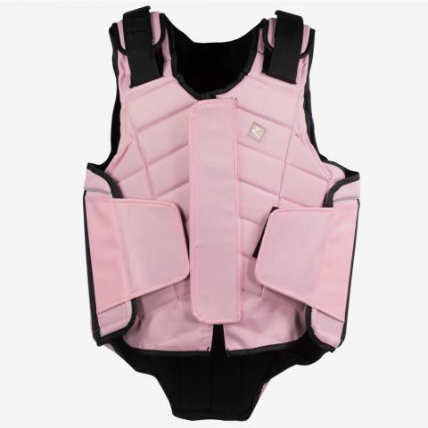 Kamizelka bezpieczeństwa Horze Limited Edition Verus różowa
