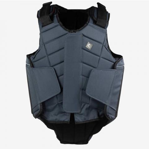 Kamizelka bezpieczeństwa Horze Limited Edition Verus ciemnoszara