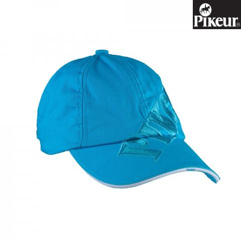 Bejsbolówka Pikeur niebieska