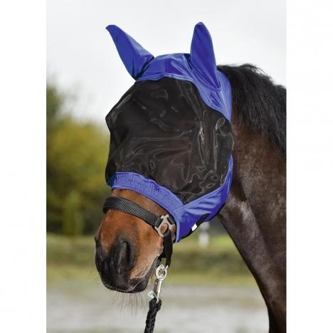 Maska na owady Busse Fly Buckler royal blue
