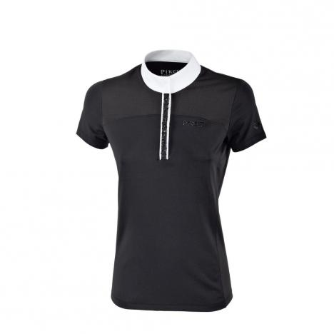 Koszulka konkursowa damska Pikeur Ebony black 2020