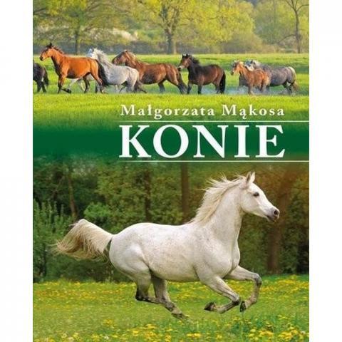Konie - Małgorzata Mąkosa