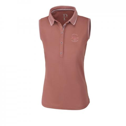 Koszulka polo damska Pikeur Jarla rouge 2020
