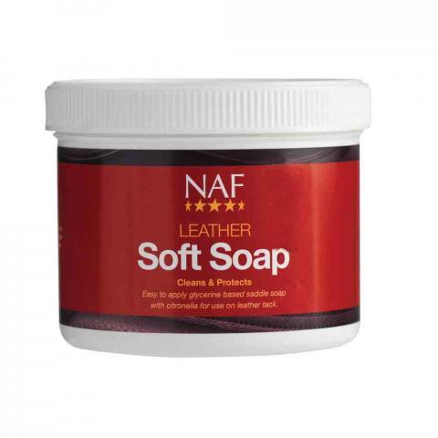 Mydło do skóry NAF Soft Soap