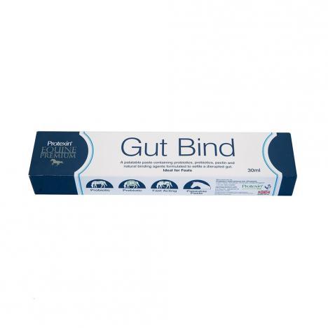 Preparat regulujący pracę jelit u źrebiąt Protexin Equine Premium Gut Bind pasta w strzykawce
