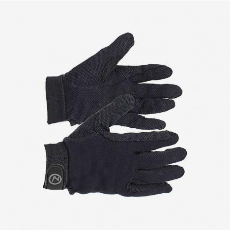 Rękawiczki Horze Basic Polygrip czarne